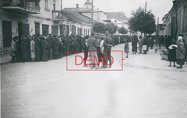Слонім, 1941 год