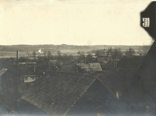 Слонім, 1915 год