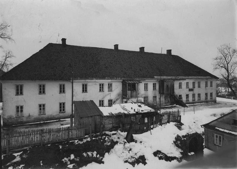 Камяніца Агінскага, 1931 год