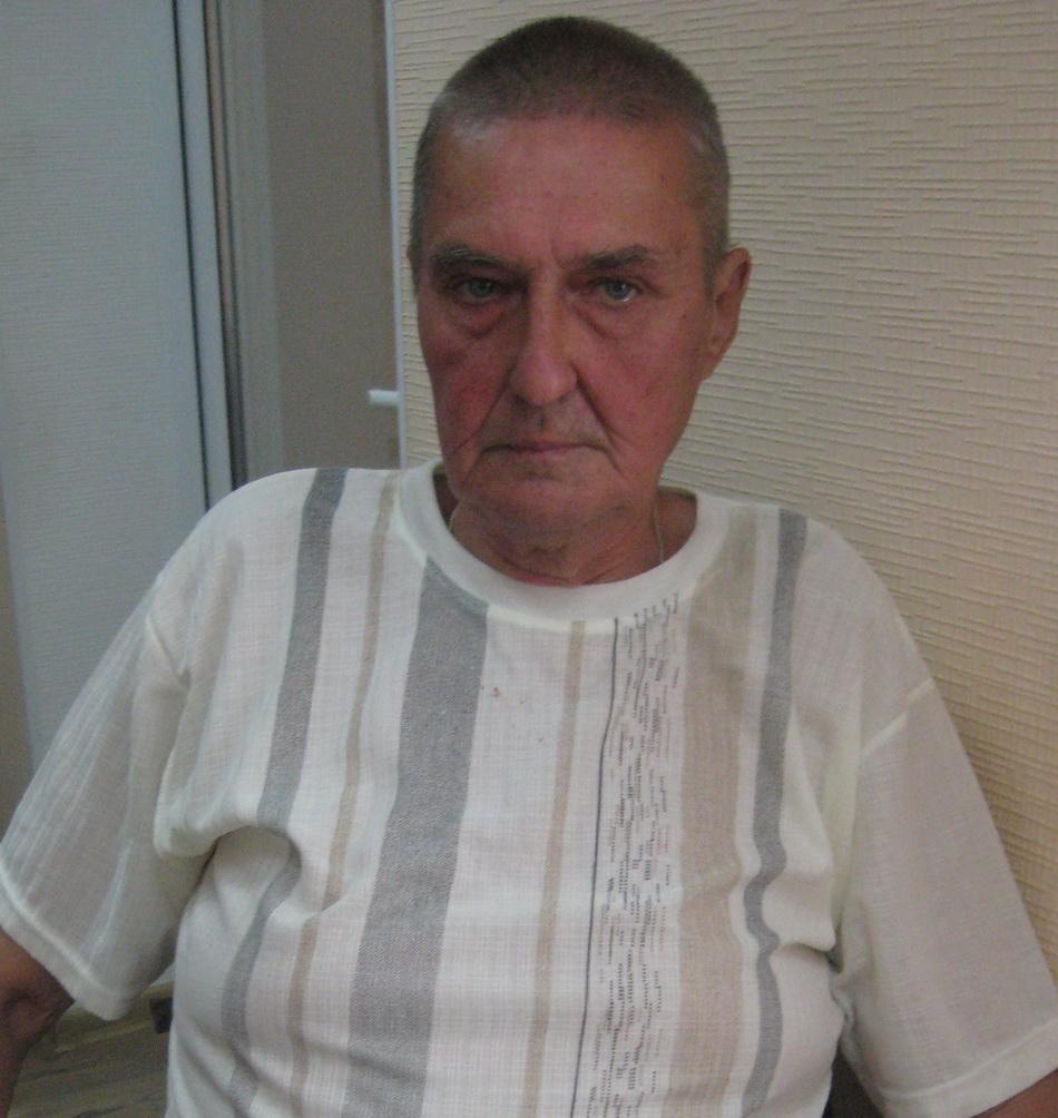 Уладзімір Верашчавін у рэдакцыі «ГС»
