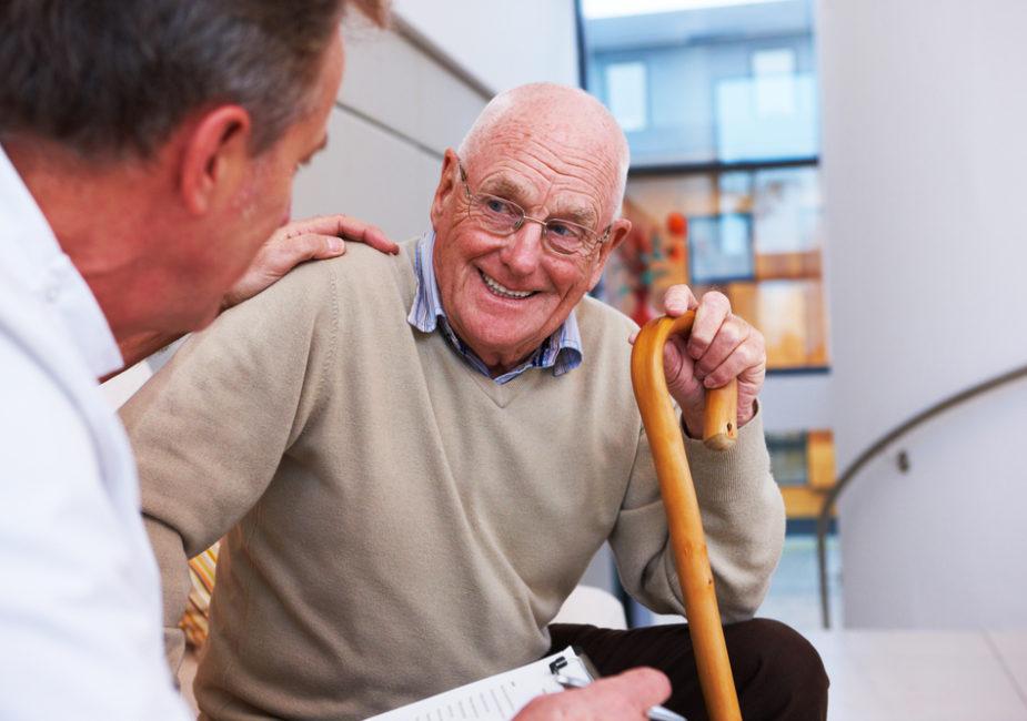 Сексуальное здоровье пожилых мужчин