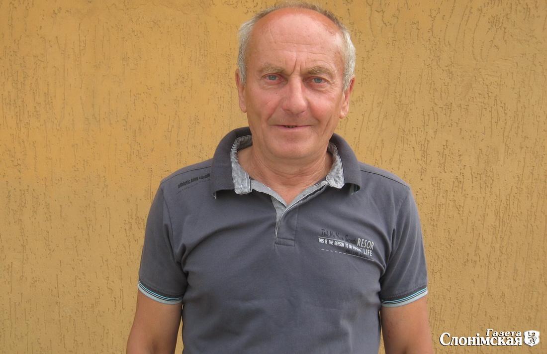 Михаил Сашко,фото,слоним