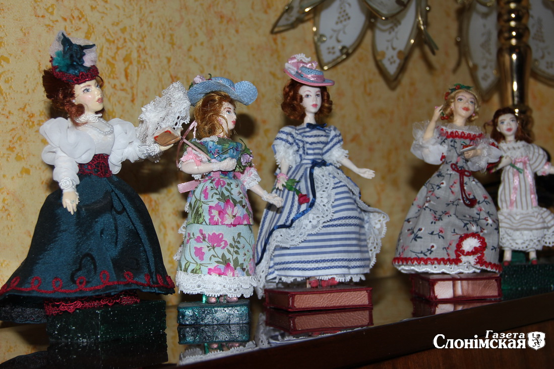 кукла,рукоделие,дама,шляпка