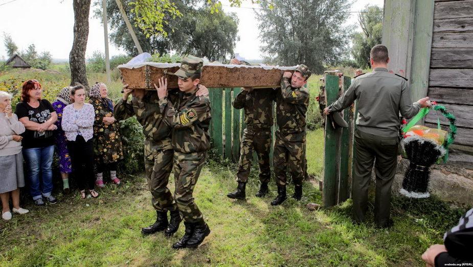 смерть в армии