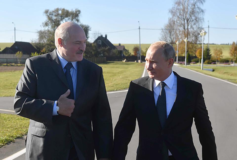Россия и Беларусь: взаимоотношения стран проходят «крещение огнём»