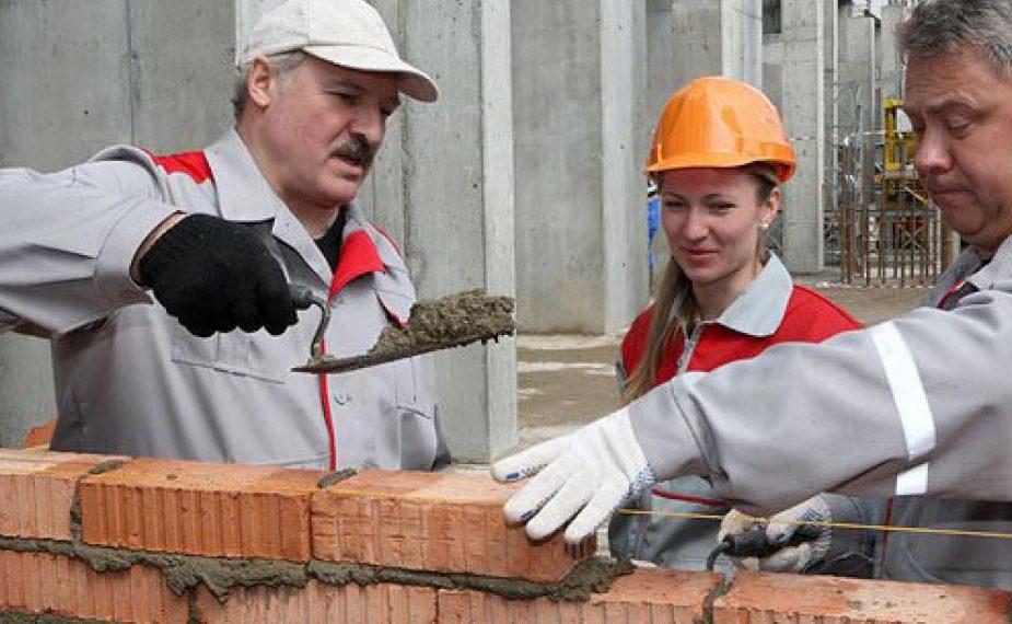 Лукашенко недоволен решением вопроса ожилье для многодетных семей