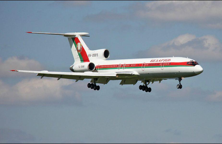 В Беларуси  за2 млн долларов реализуют  самолет Лукашенко