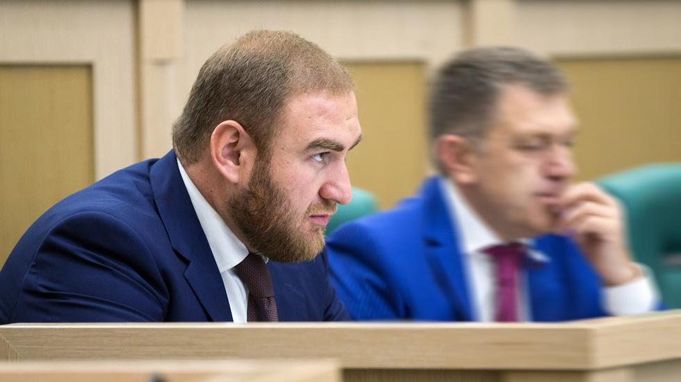 сенатор Сенатор Арашуков