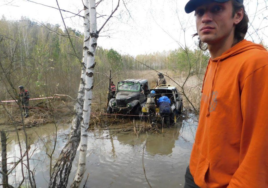 дахловские болота