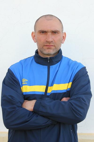 Леонид Лагун (главный тренер)
