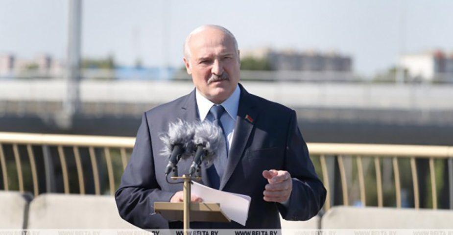 Лукашенко в Бресте