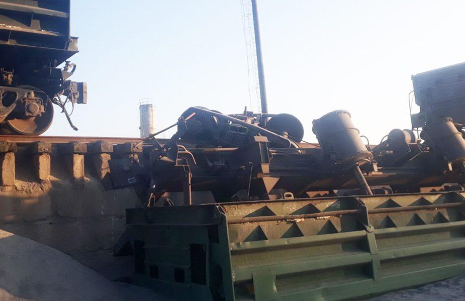 Крушение поезда Барановичский район