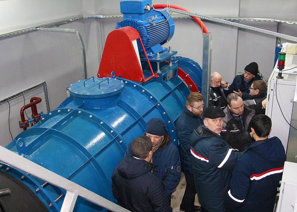 мини-ГЭС 1