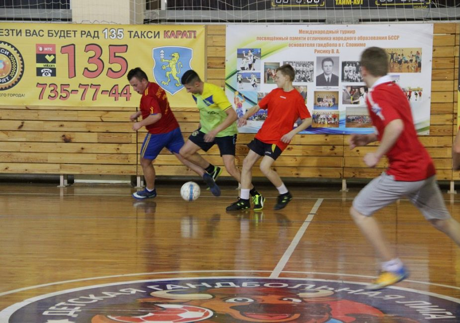 Слоним, чемпионат по мини-футболу, среди любительских команд