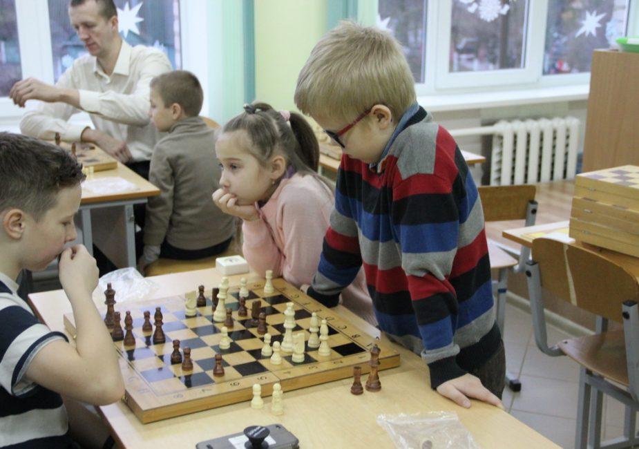 шахматисты 3