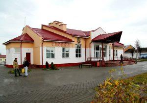 Слонимский автовокзал