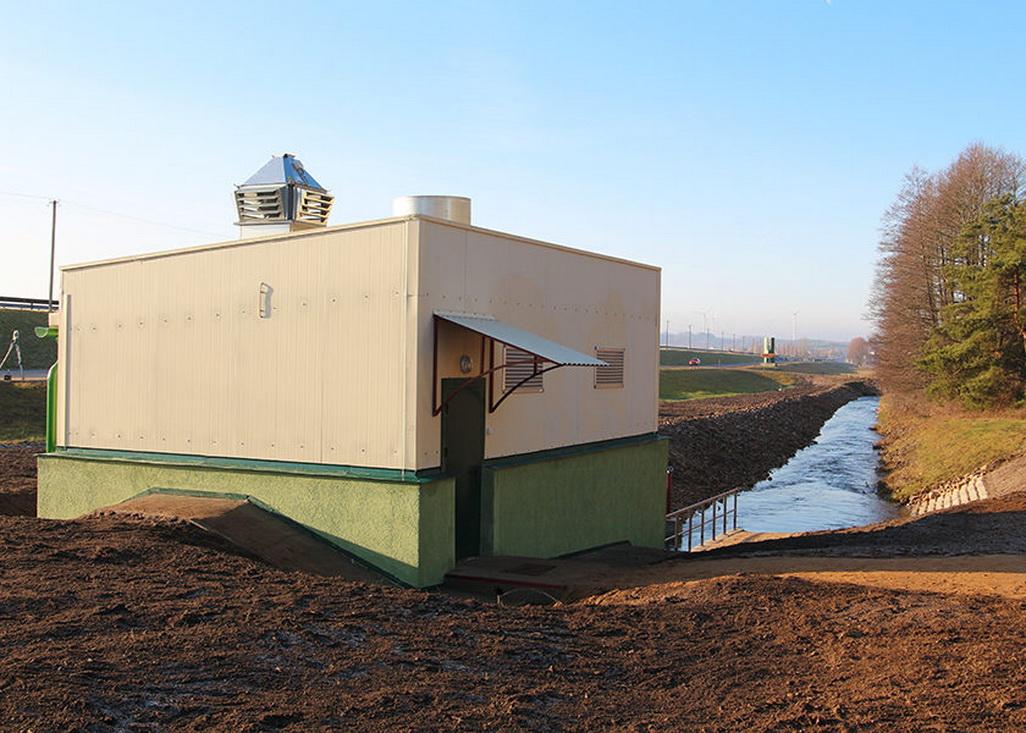 мини-ГЭС 2