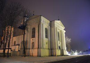 Успенский собор Жировичского монастыря