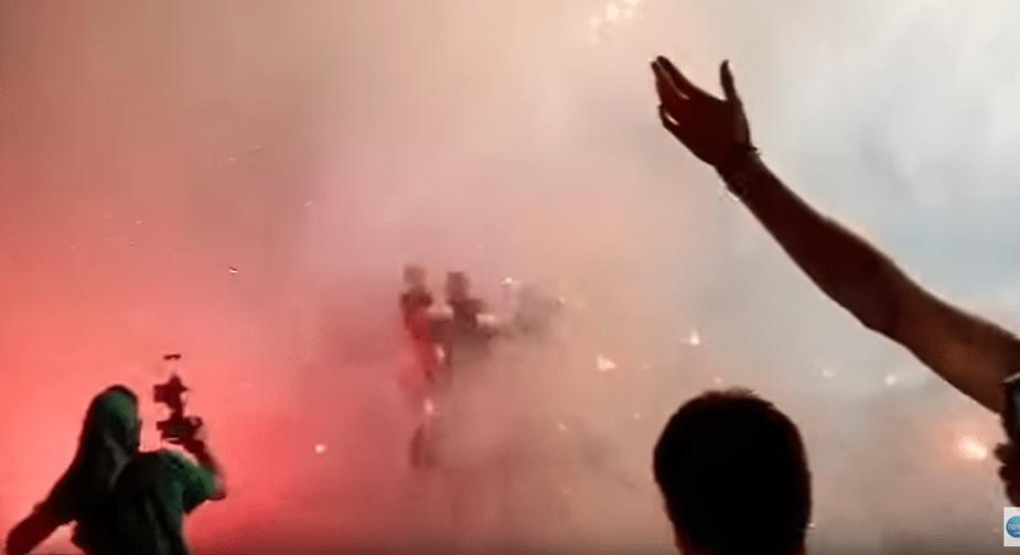 """На концерте Макса Коржа фанаты подрались и чуть не устроили вторую """"Хромую лошадь"""""""