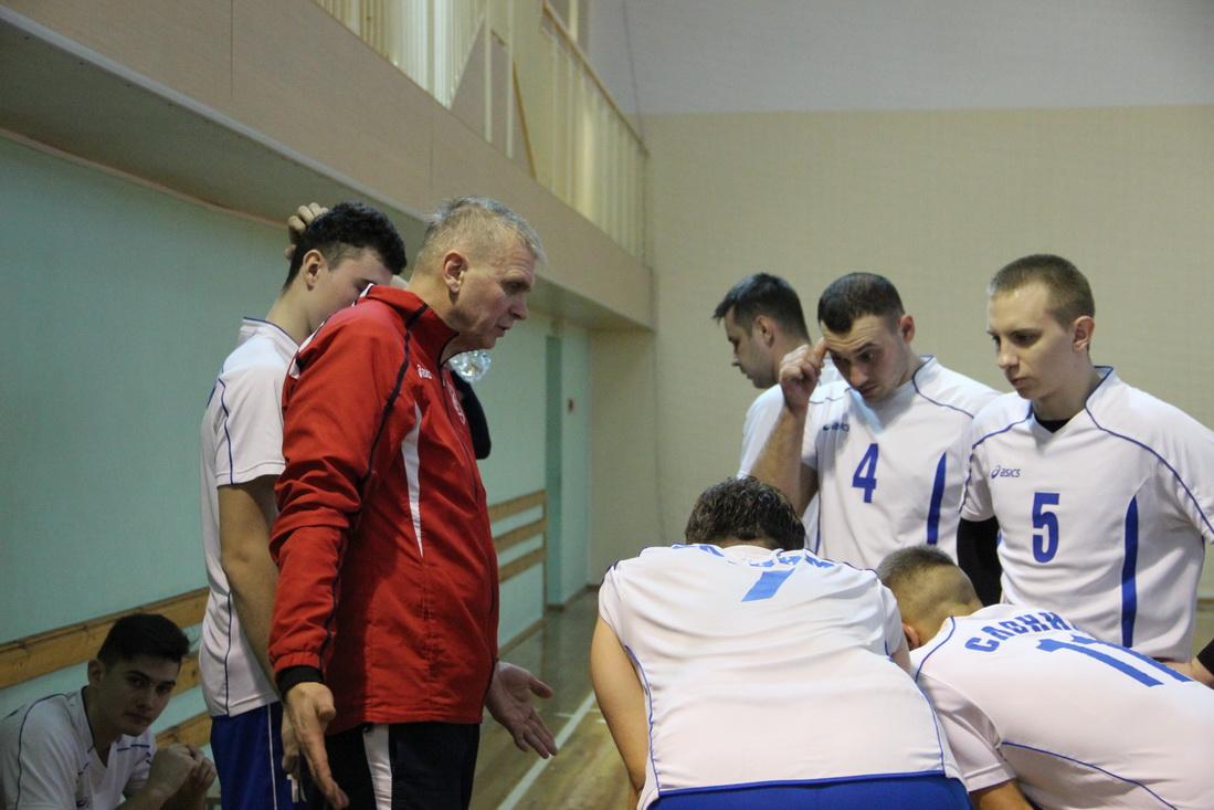 волейболисты 1