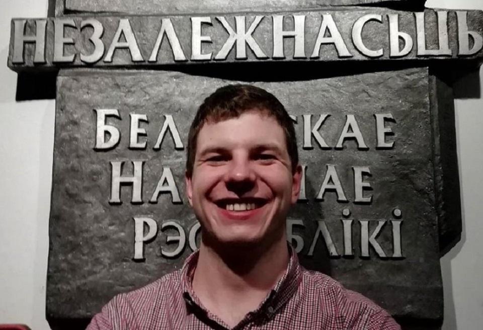 Піліп Шаўроў, маладафронтавец