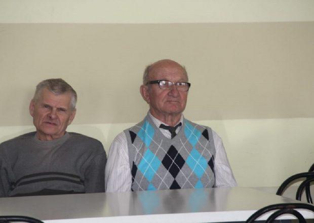 пенсіянеры, слонімскія