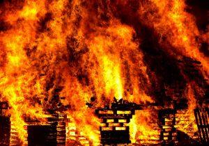 пажары