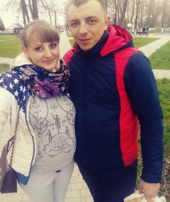 Грипич Юлия и Юрий