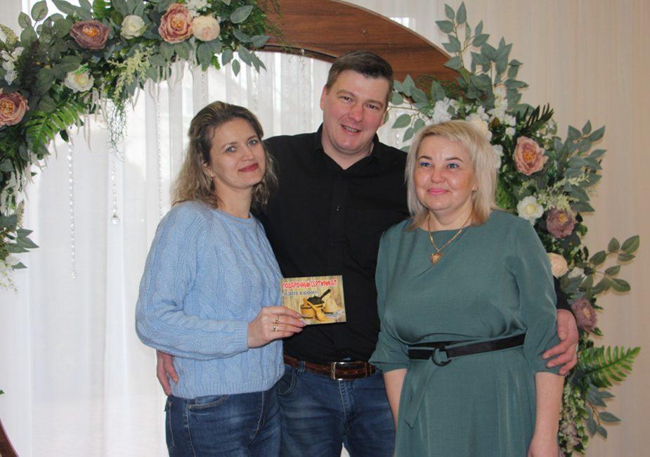 Виталий и Наталья Пригодич