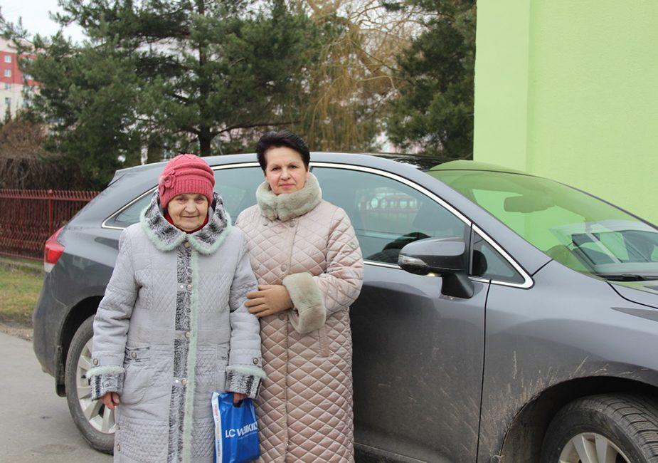 Мария Герасимчик
