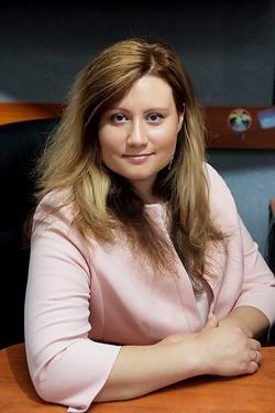 Анастасія Палуйчык