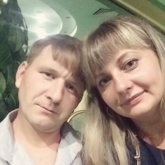 Третьяк Виталий и Ирина