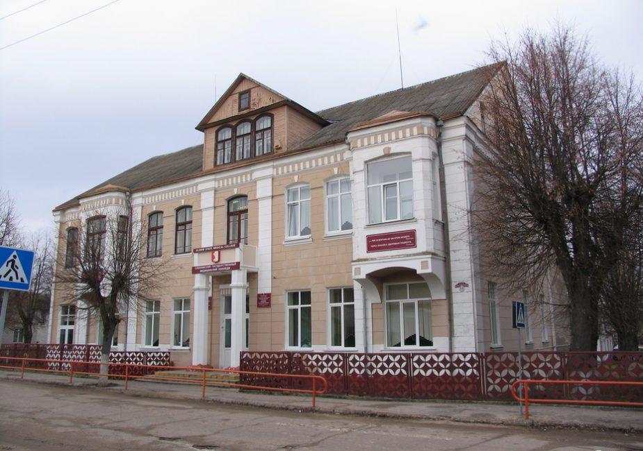 Слонимский медколледж