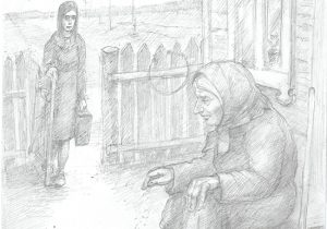 Малюнак Яўгена Іванова