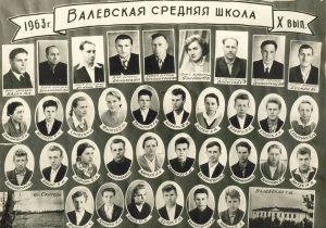 Выпускнікі