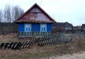дом деревянчицы