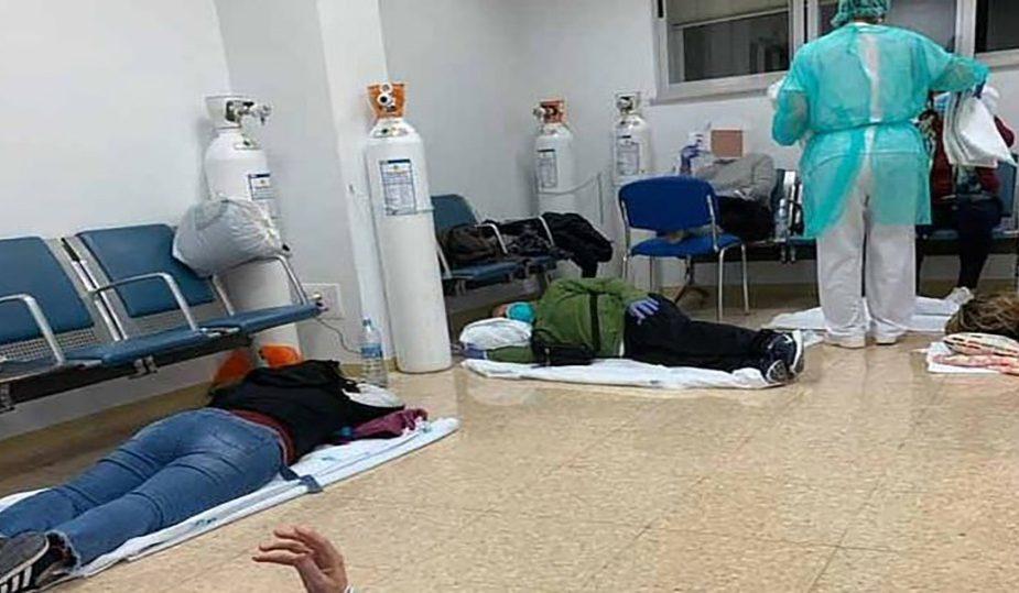 В Испании за сутки умерло более 700 человек от коронавируса