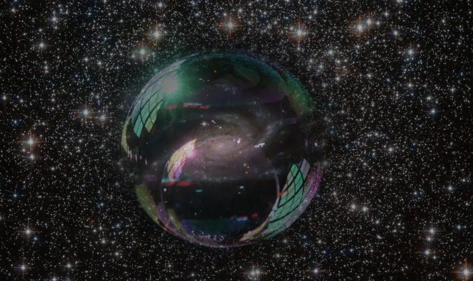 Ученые считают, что мы живем внутри гигантского космического пузыря