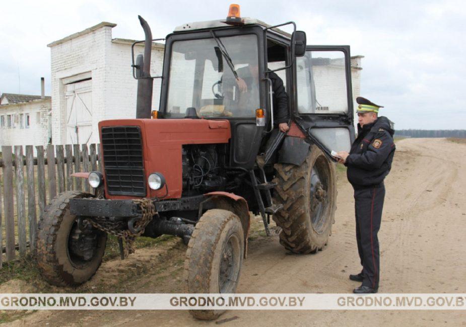 Милиция, проверяет, сельхозпредприятия