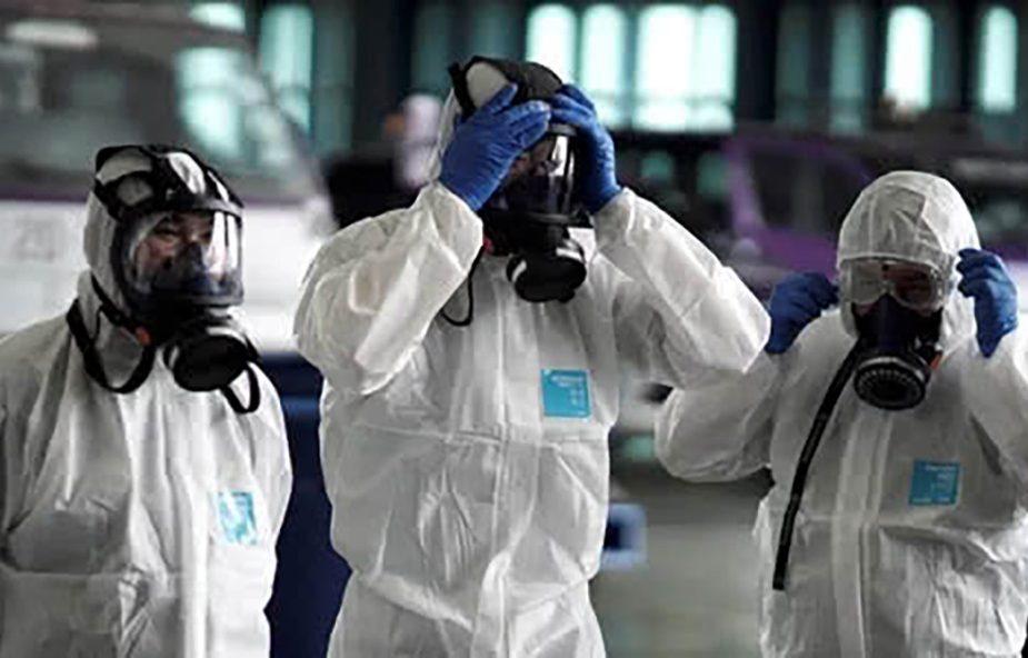 Что происходит в Испании, люди умирают сотнями от коронавируса