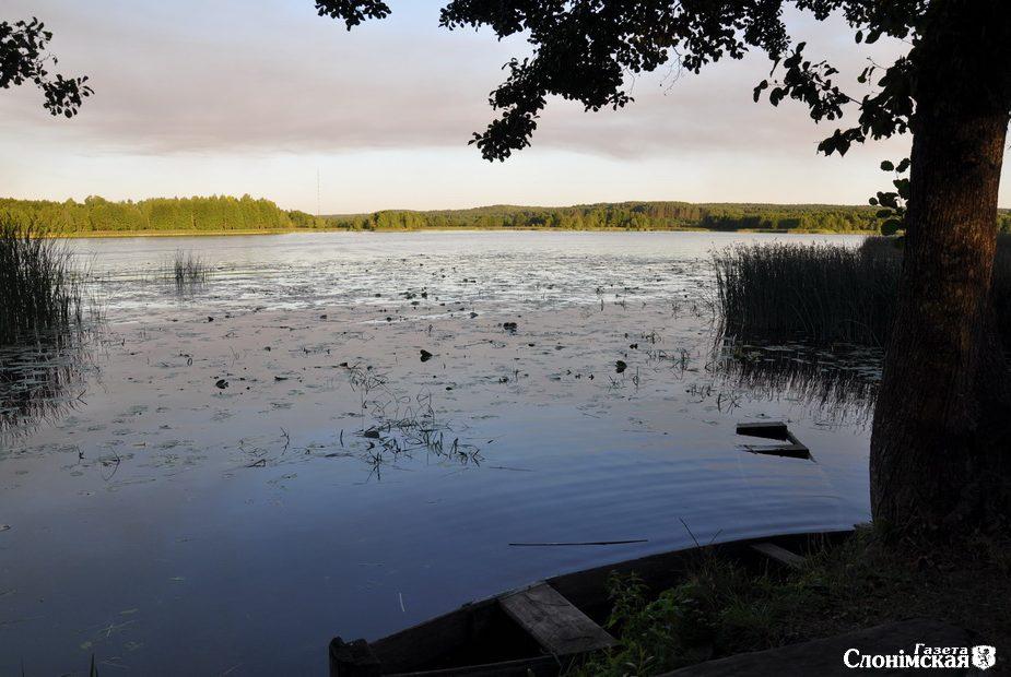 Альбертинское озеро