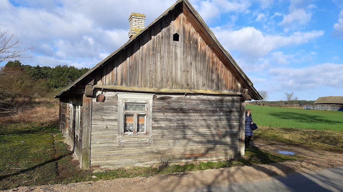 пустующий дом