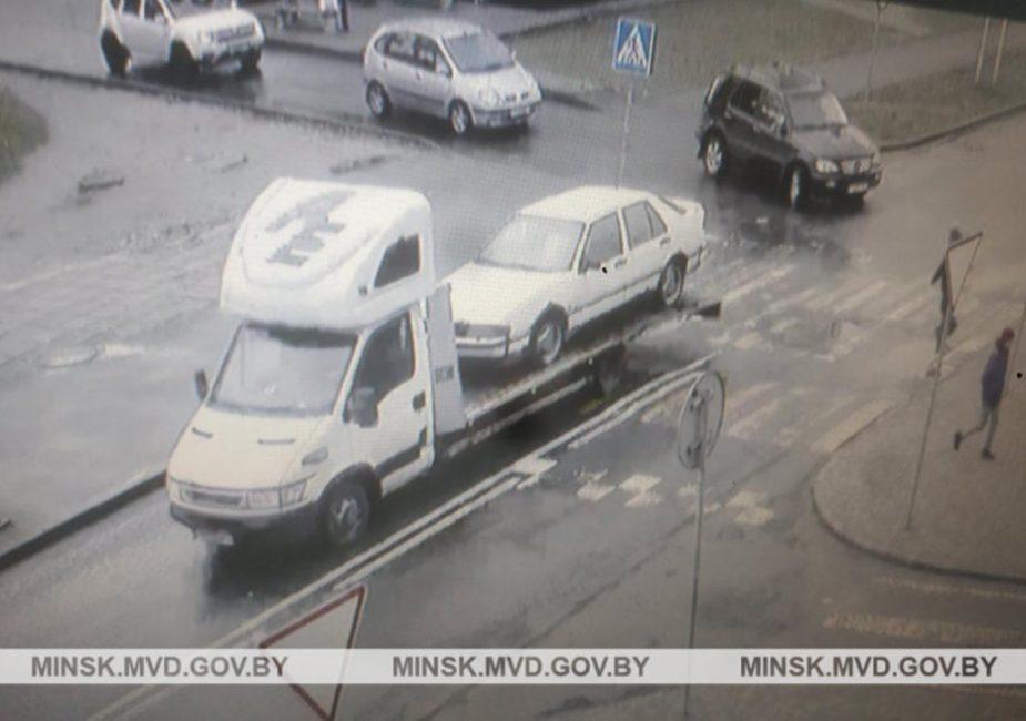 Минчанин продал машину приятеля без его ведома