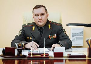 министр обороны РБ