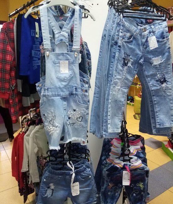 джинсовая коллекция 5