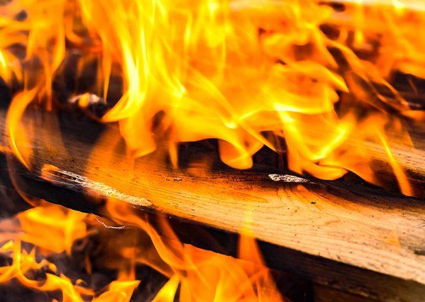 пажар