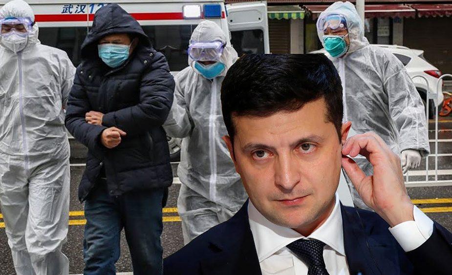 Украина замерла. Зеленский сдал тест на коронавирус