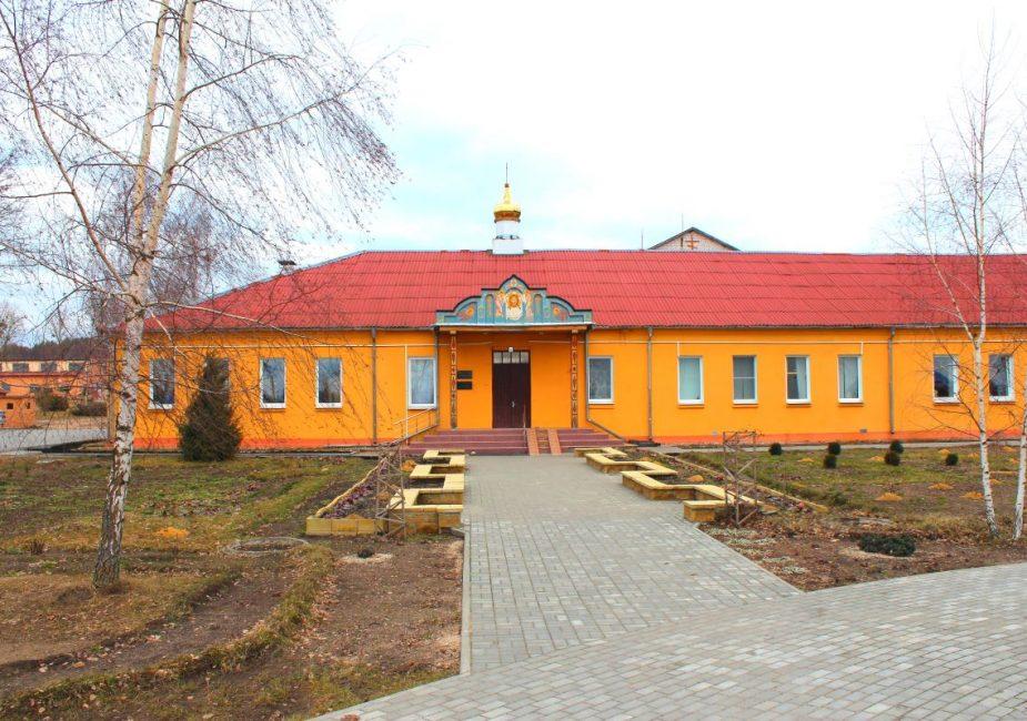 Свято-Благовещенский монастырь в Слониме. Фото eparhia.by