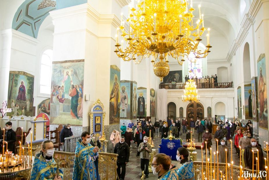 праздник иконы божией матери жировичской