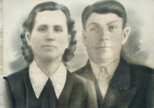 Анна Васильевна и Иван Платонович Корзан